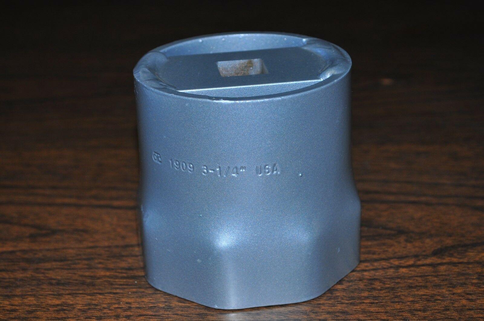 "OTC 1909-8pt 3//4/"" Drive Wheel Bearing Locknut Socket"